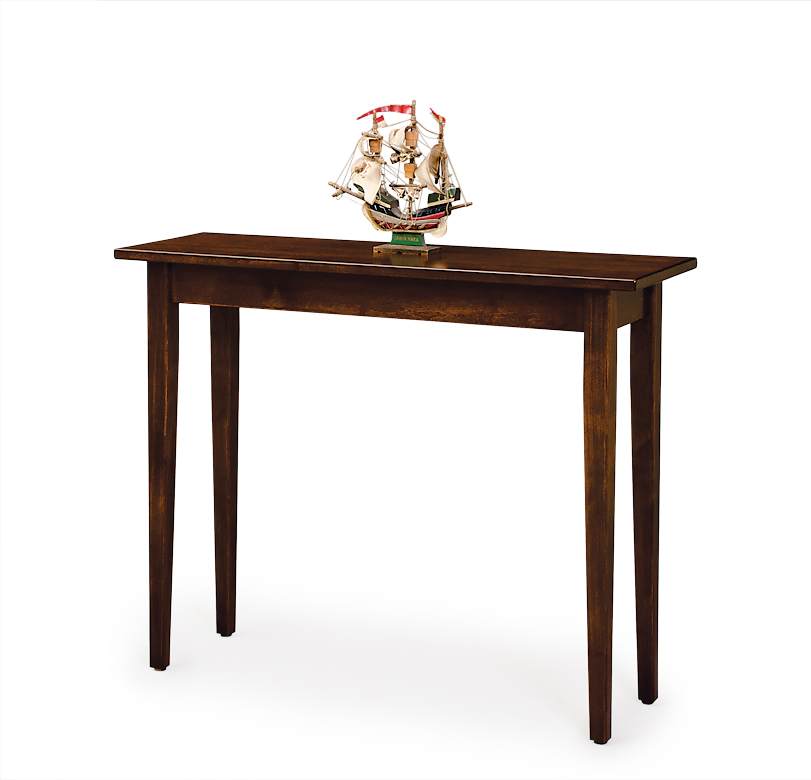 Shaker Sofa Table Amish Furniture Connections Amish