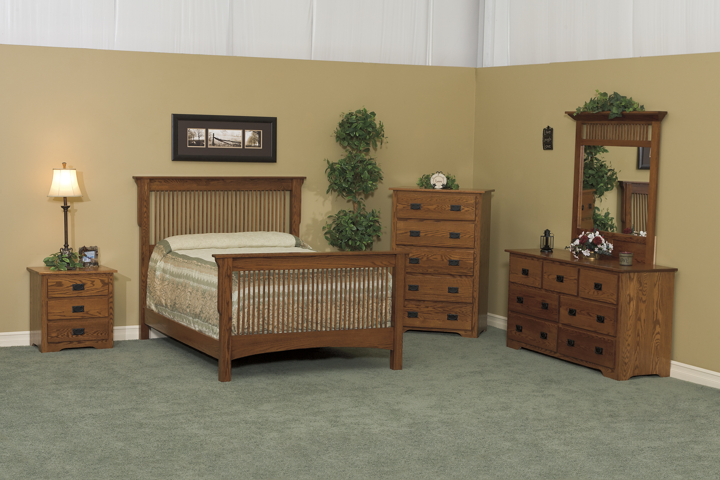 Great  bedroom set bed nightstand Mission Bed Beds Amish Furniture 2768 x 1845 · 3163 kB · jpeg