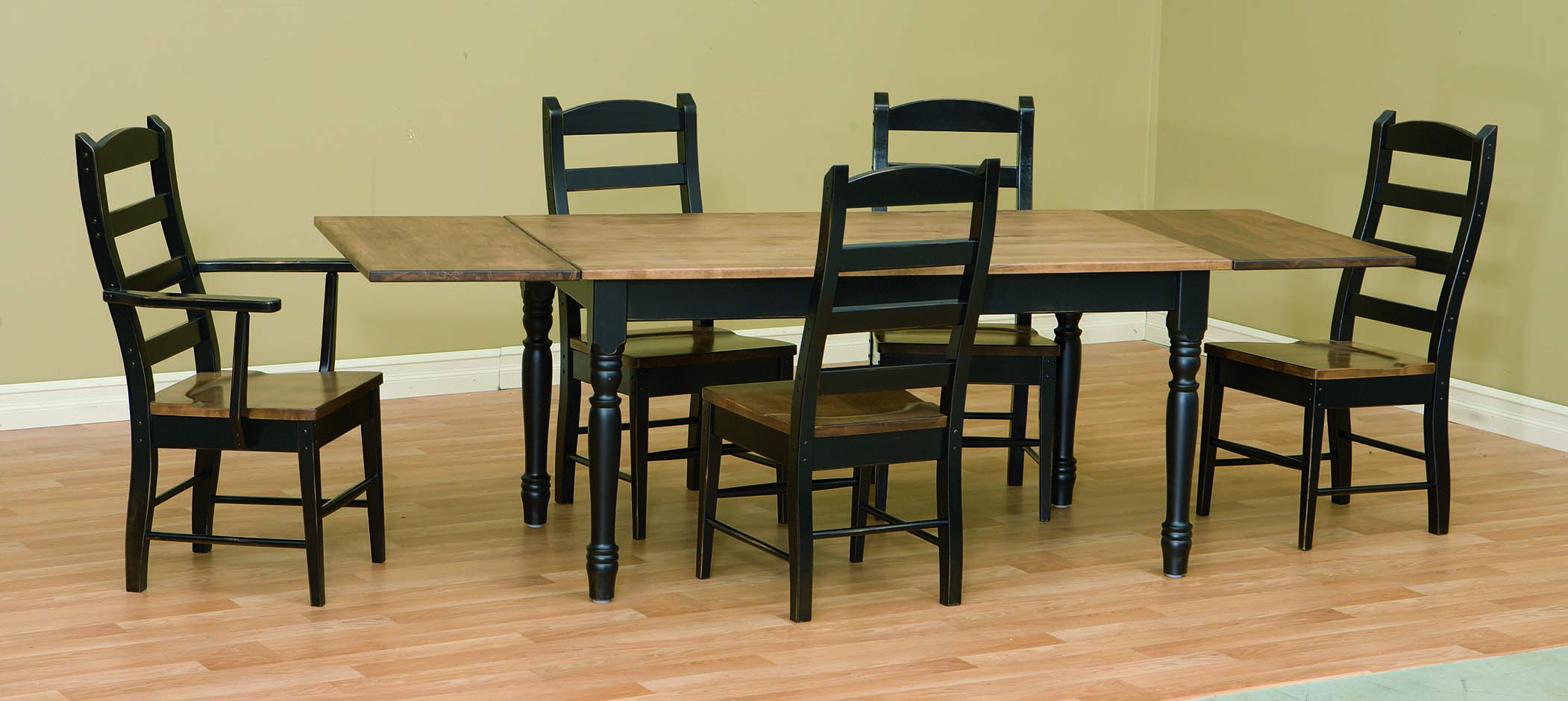 42 w company board table amish furniture connections amish