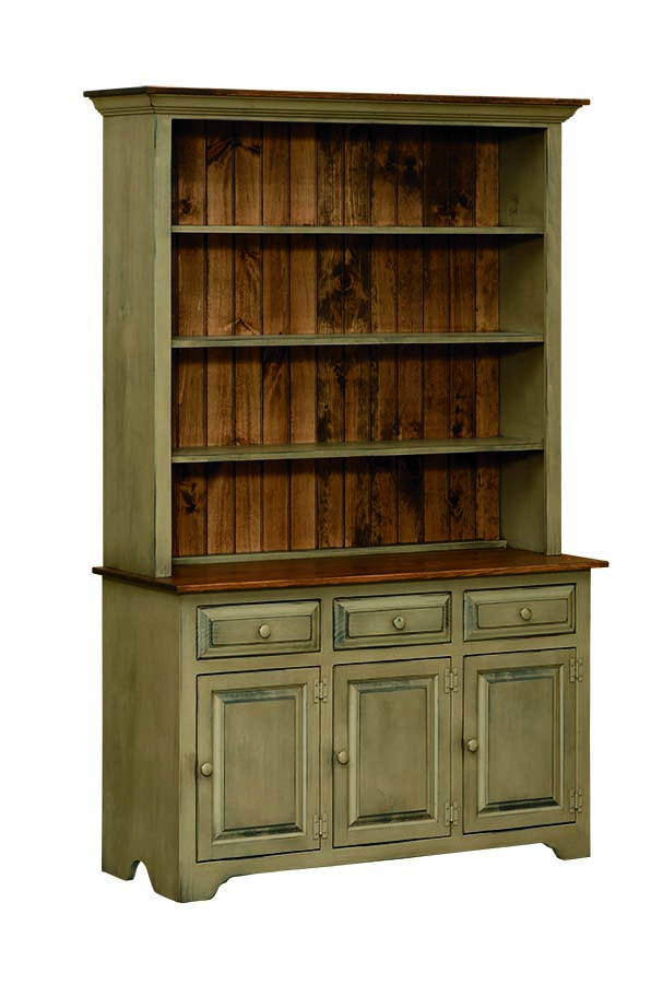home furniture kitchen hutch open door amish connections