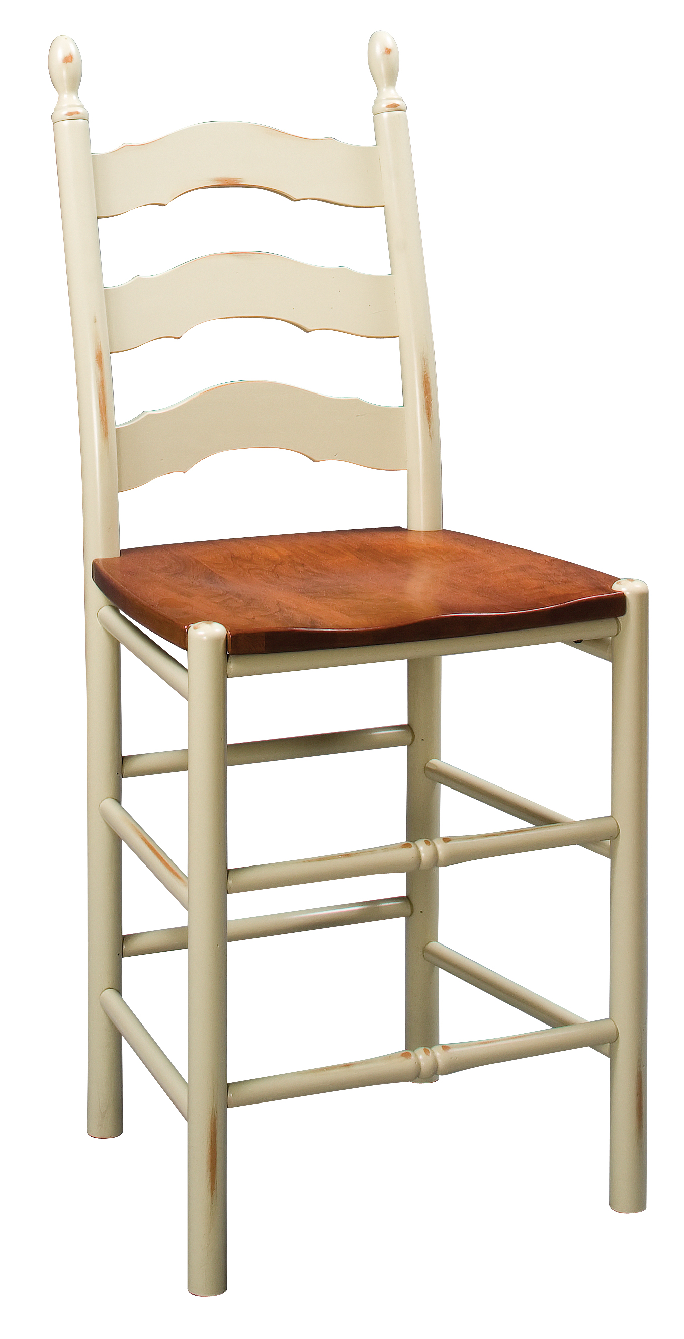 French Country Counter Stool Amish Furniture Connections
