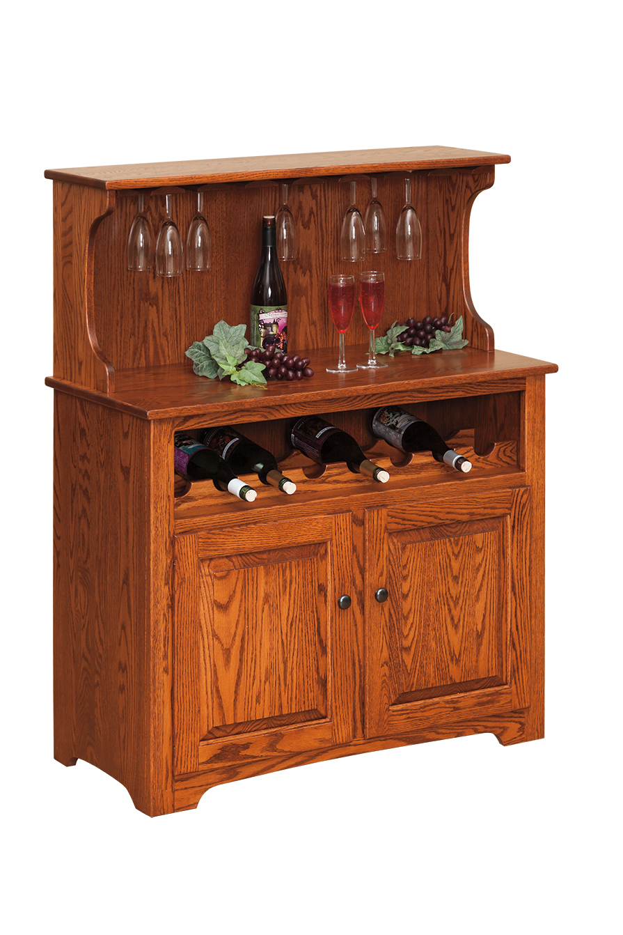 vintage cabinet wine cabinet w doors amish furniture connections 27968